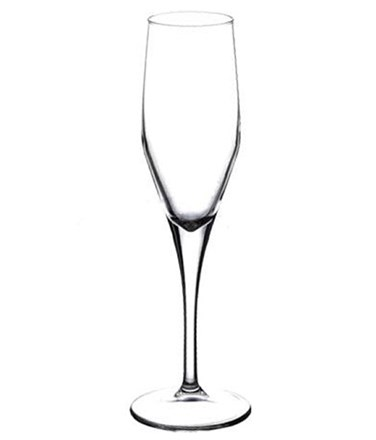 Glassware, Dream, Flute, 7.75oz, 12