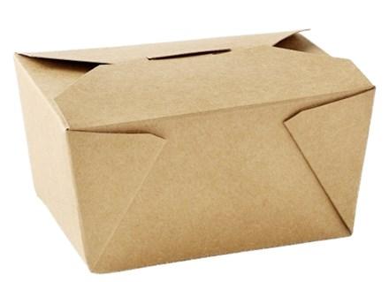 Catering, Food Box, Delibox No.8, 46oz, Kraft, 300