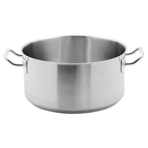 Kitchenware, Stewpan, S/S, 12.5L