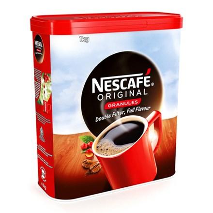 Hospitality, Coffee, Nescafe, Original Granuals, 1Kg