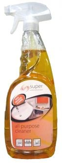 All Purpose Cleaner, Super, Orange, 6 x 750ml