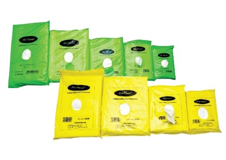 "Bags, HD, Strong Counter Bags, 250 x 300mm, (10 x 12"") 1000"