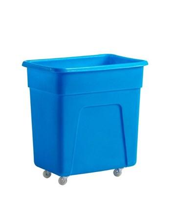 Bottle Skip, 130Ltr, 600x455x795, Blue