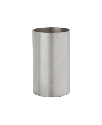 Thimble Measure, 50ml, S/S, CE
