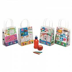 Childrens, Assorted Kids Meal Bags, Bizzi, 200