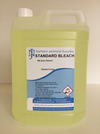 Bleach, NJS, Standard, 5Ltr
