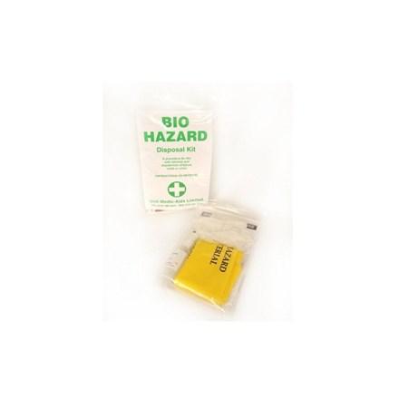 Body Fluid Spill Kit, Refill, 1 Application