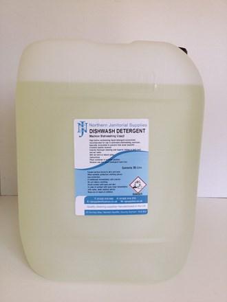 Dishwash Liquid, NJS, Machine Detergent, 20L