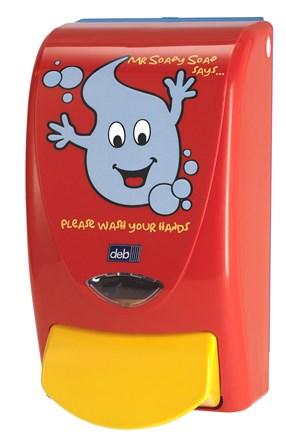 Dispenser, DEB Hyfoam, Mr. Soapy Soap, 1Ltr