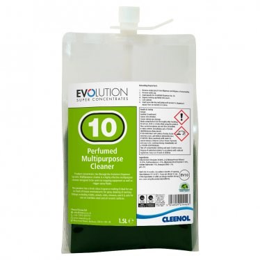 Multi-Purpose Cleaner, Cleenol, EV10, 2x1.5Ltr