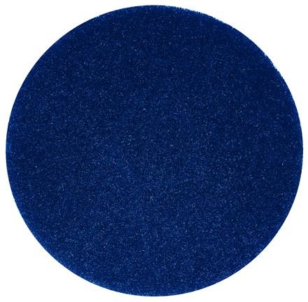 "Floor Pads, British Nova, Blue, 13"", (330mm), 5 Pads"