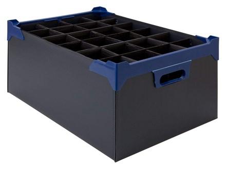 Bar Supp. Glassware Storage Box, 500 x 345 x 200mm, 5