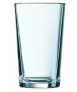 Glassware, Conical, Pint, 20oz, G.S. Case 48