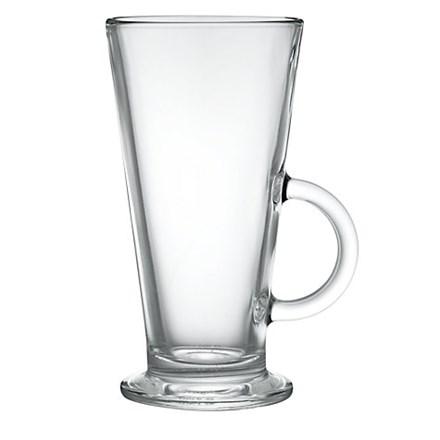 Glassware, Latte Coffee Glass, Olympia, 10oz, 12