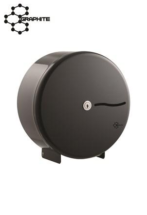 "Graphite Grey 10"" Mini Jumbo Dispenser"