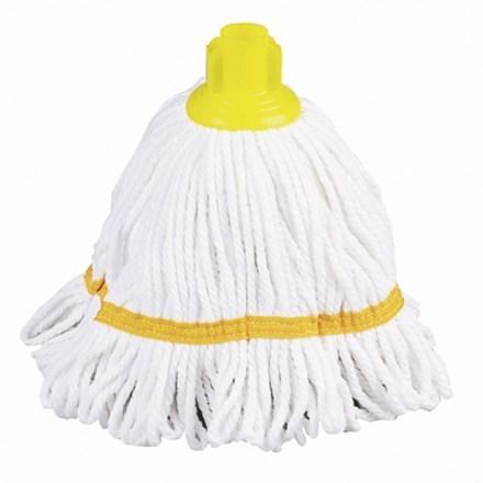 Mop Heads, Hygiemix Socket, Yellow, 200g