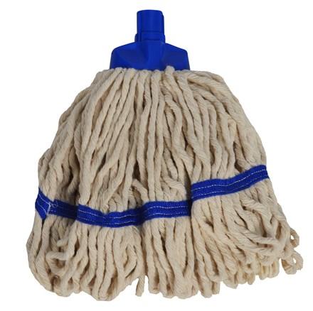 Mop Heads, SYR Freedom, Mini, White Yarn, Blue