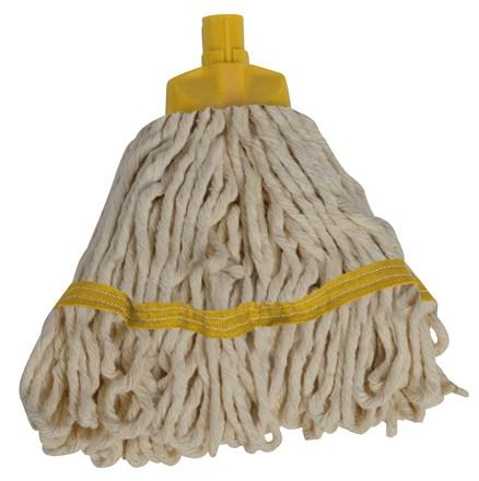 Mop Heads, SYR Freedom, Mini, White Yarn, Yellow