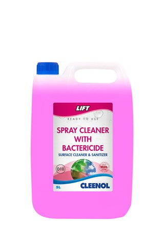 Multi-Purpose Cleaner, Lift Bactericidal, 5Ltr