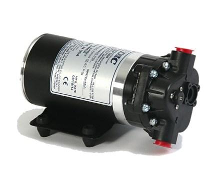Prochem Daiphragm Pump, By-Pass, 85psi, 230v, E10763-1
