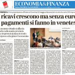 Il Giornale di Vicenza - 6 maggio 2017