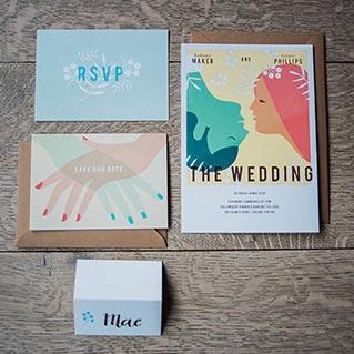notonthehighstreet.com - Make Awards 2016 - WEDDING STYLING gifts