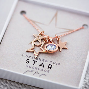 notonthehighstreet.com - Design Your Own Star Necklace
