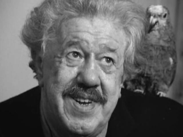 Michel Simon, fils de charcutier numismate, comédien-né.