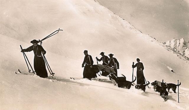 Mort sur la montagne