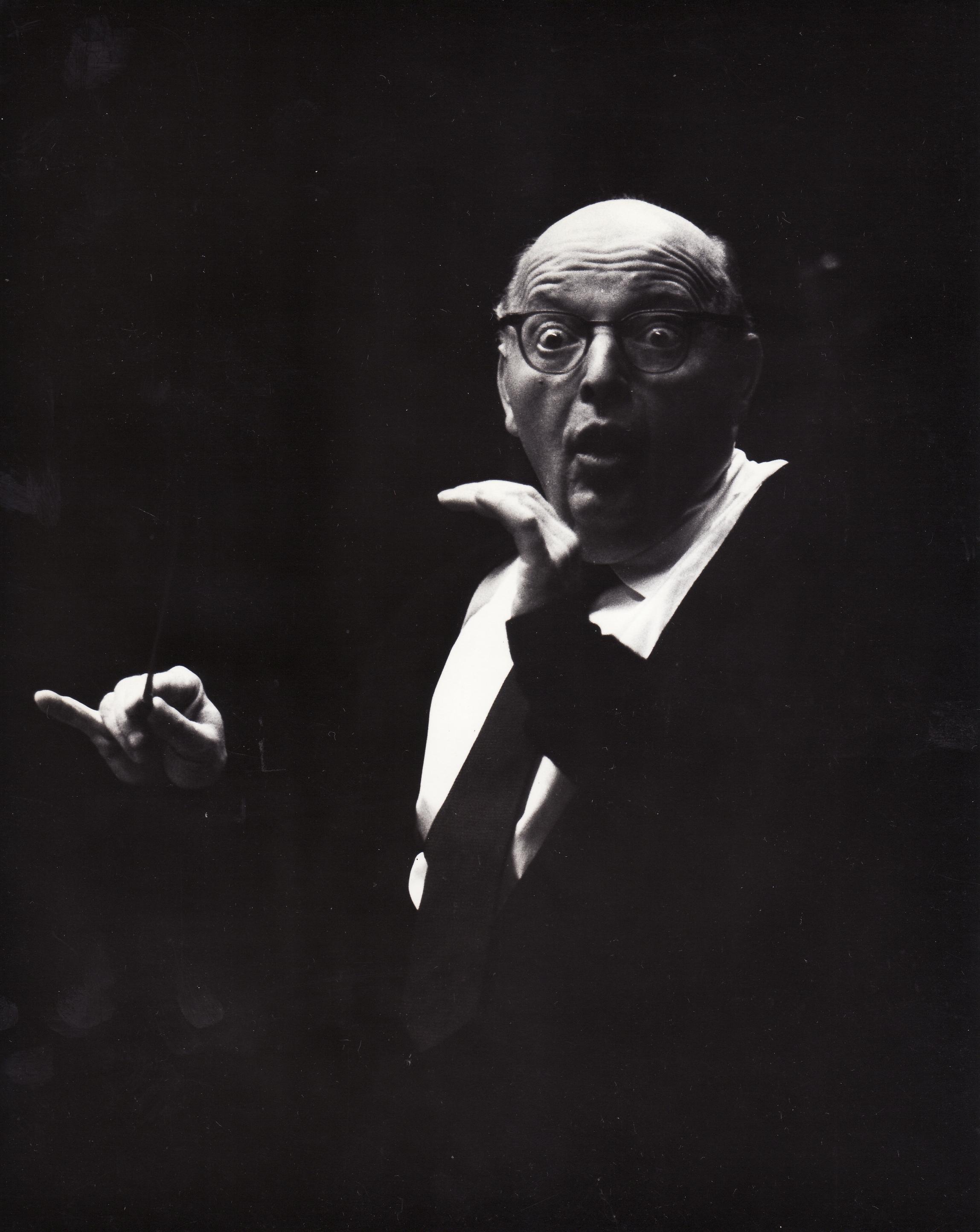 Gustav Mahler - Symphonie n° 1 - Orchestre Symphonique de Vienne - Dir. Josef Krips - 06.01.1960