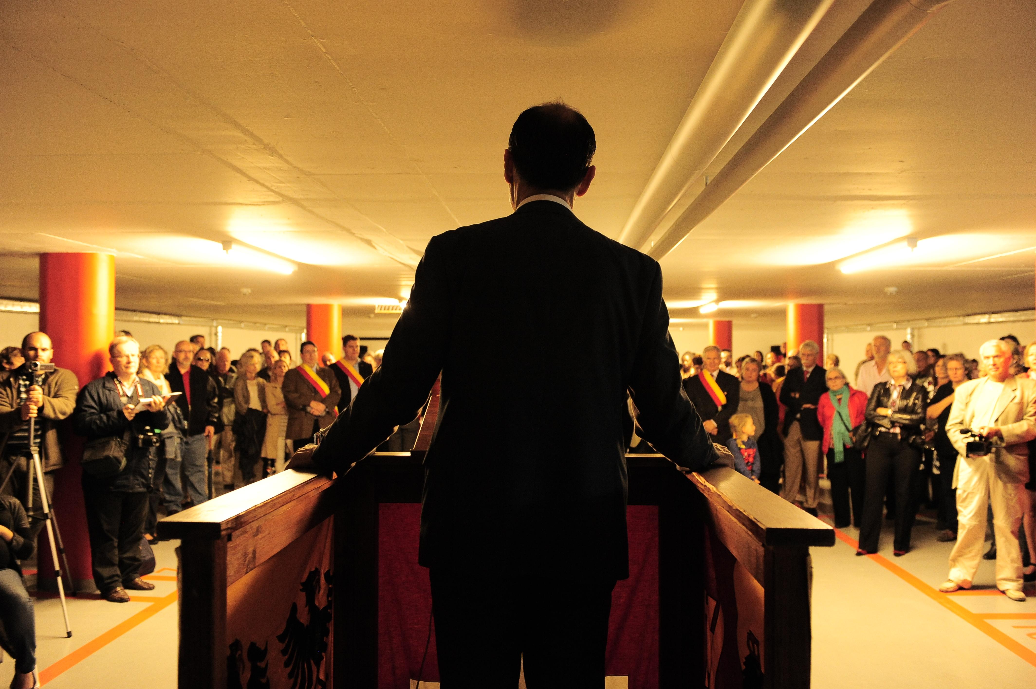 Discours Charles Beer, Président du Conseil d'Etat, inauguration de la crèche intercommunale