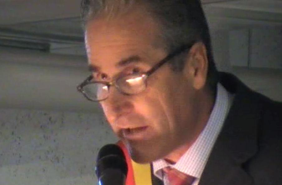 Discours Daniel Fabbi, Maire de Bellevue, inauguration de la crèche intercommunale