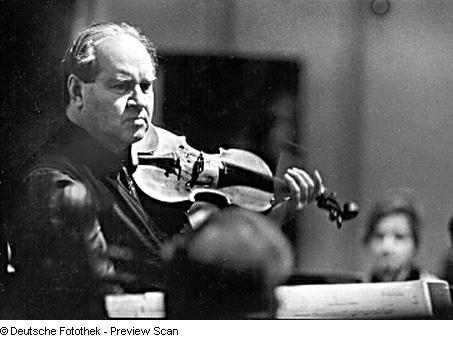 J. Brahms, Concerto, D. OISTRACH, Orch. Philarmonia, J. KRIPS, 31.05.1962