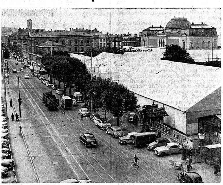 Comptoir de Neuchâtel 1957