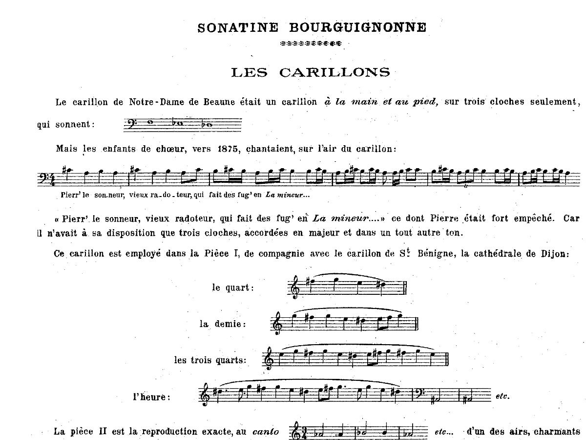M. Emmanuel, Sonatine No 1, Op. 4, Hélène Boschi