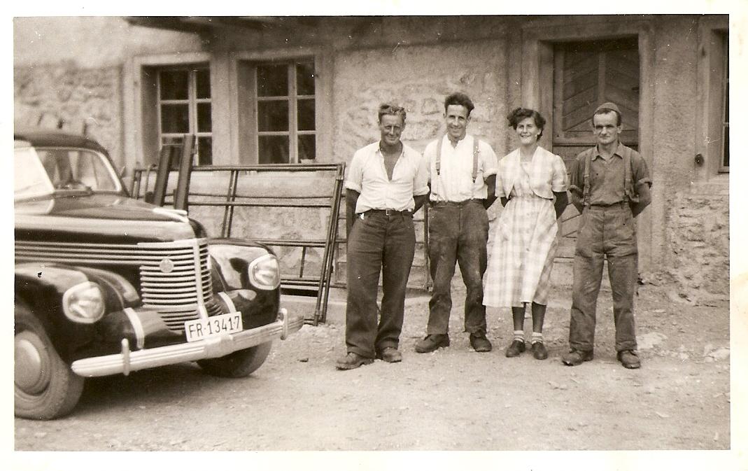La première voiture