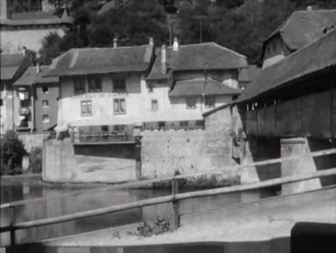 La Basse-Ville de Fribourg