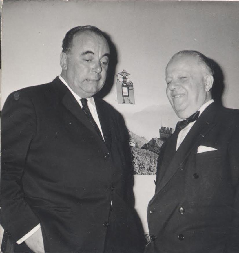 Gilles et Urfer