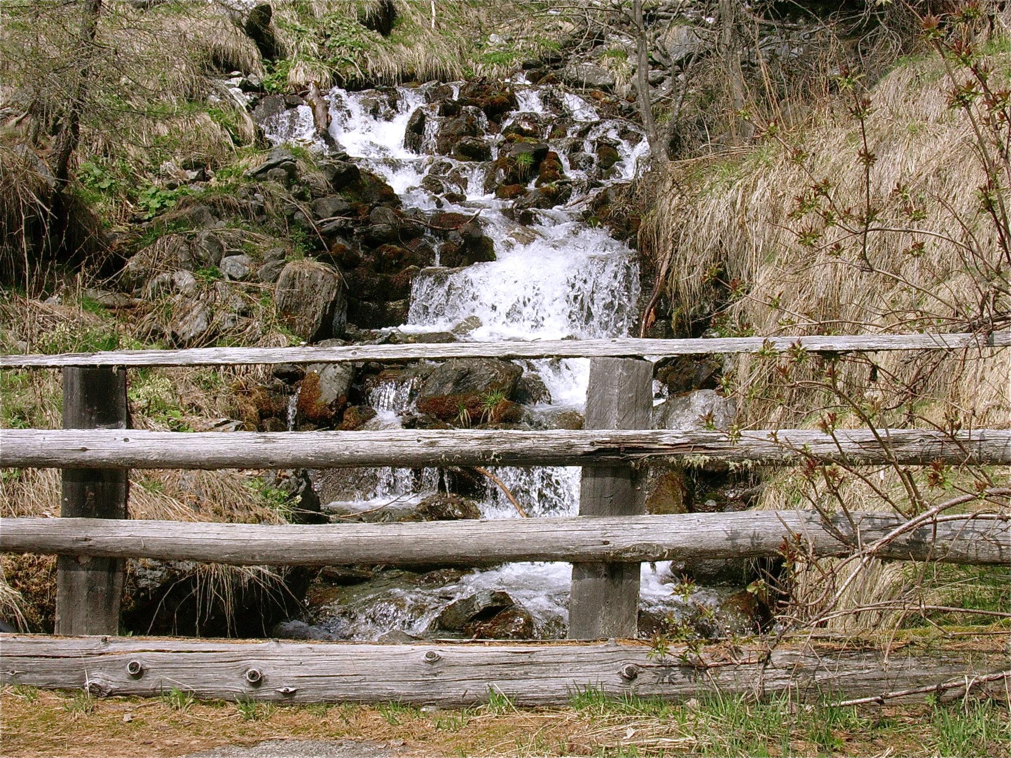 Torrents et rivières
