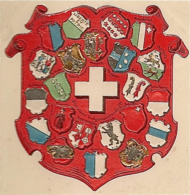 Les cartes postales illustrées