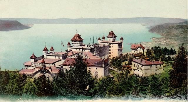 Palaces et Grands Hôtels de Suisse
