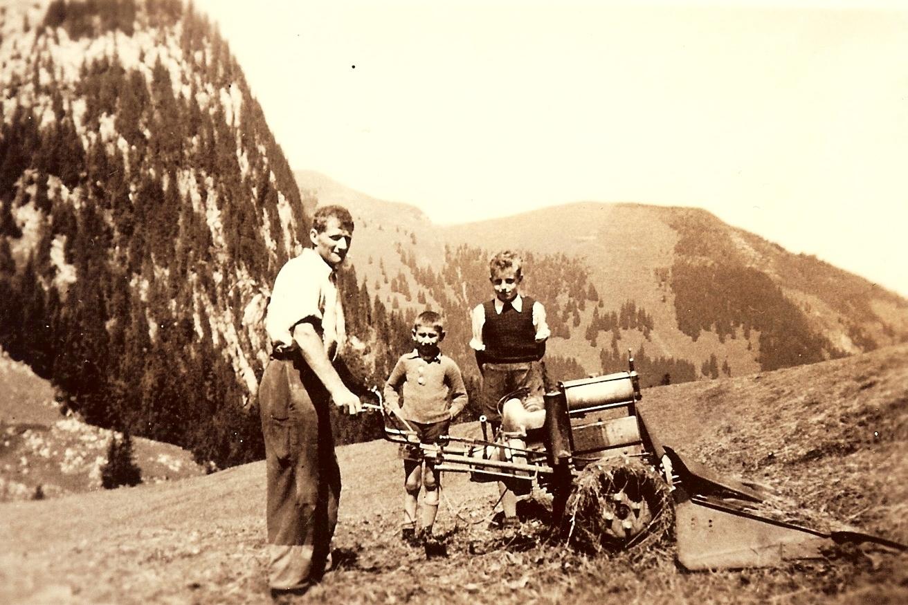 Paysans de montagne