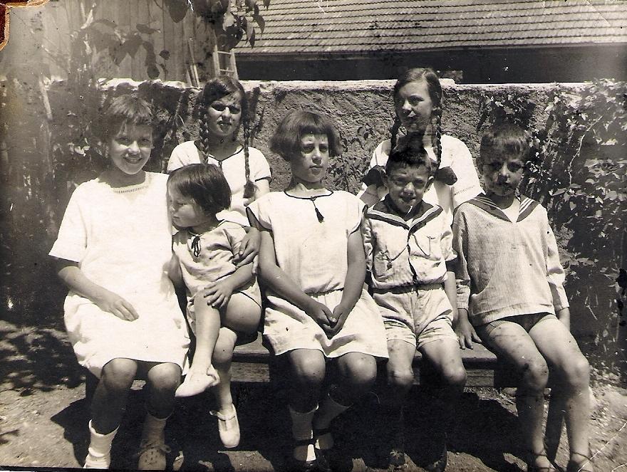 Enfants d'autrefois