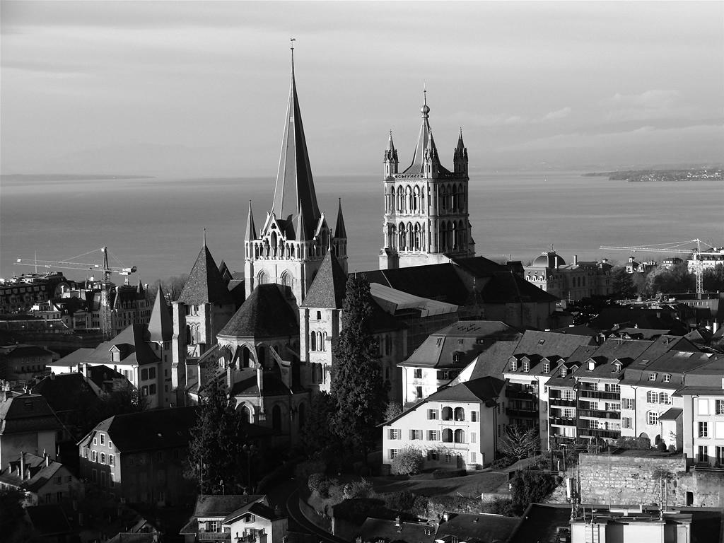 Lausanne divers documents et événements
