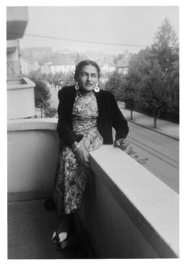 Suzanne Delacoste (1913-1963), journaliste et romancière suisse romande
