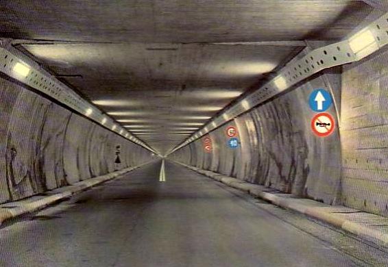 Les tunnels routiers et ferroviaires de Suisse