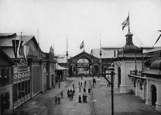 L'Exposition nationale de 1896