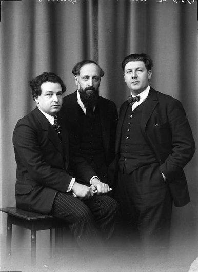 Arthur Honegger - Ernest Ansermet - Roland Manuel