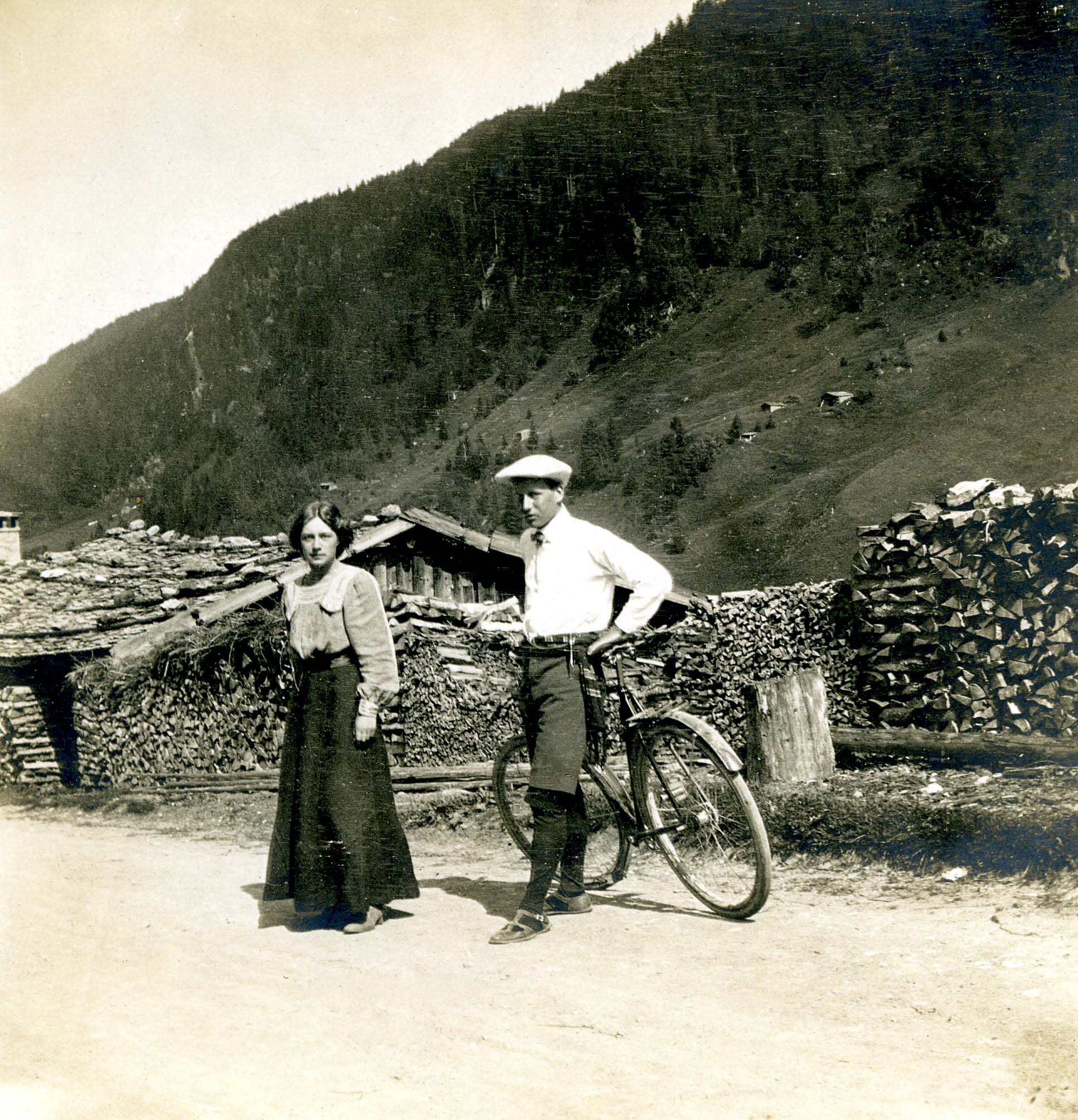 Sankt Anton 1907