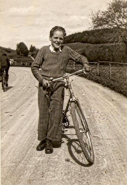 Vélo des années 30 - Notre Histoire